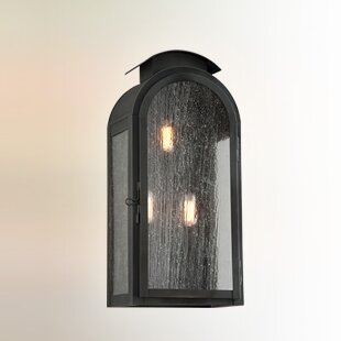 Best Nueva 3-Light Outdoor Flush Mount By Darby Home Co
