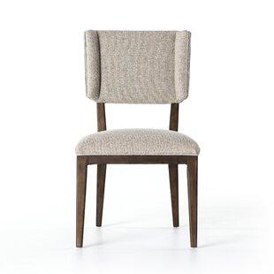 Brayden Studio Montclare Patio Dining Chair (Set of 2)