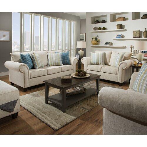 Highland Dunes Cowan Configurable Living Room Set Pummai Hongyen