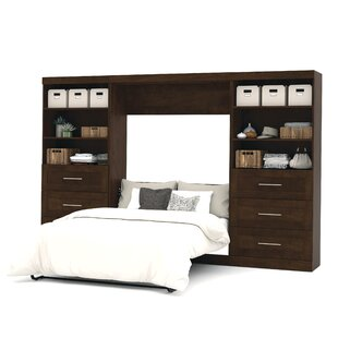 Brayden Studio Walley Full Murphy Bed