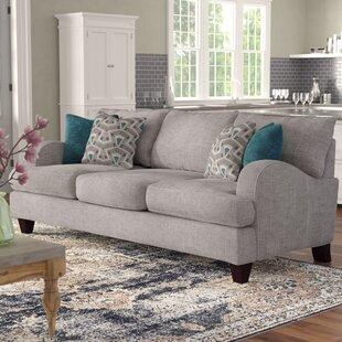 Rosalie Sofa by Laurel Fou..