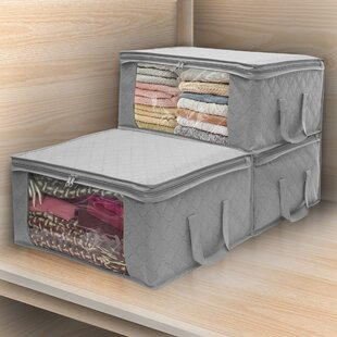 Buying Fabric Underbed Storage By Rebrilliant