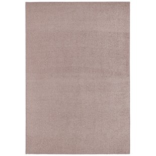 Gloss Tufted Pink Rug by freundin Home Collection