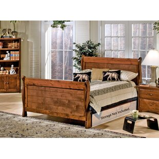 Alders Full Sleigh Bed