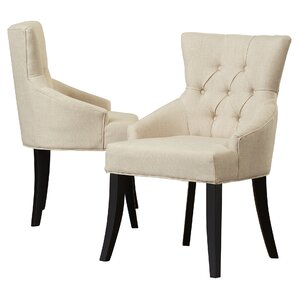 Tasha Arm Chair (Set of 2) by Latitude Run