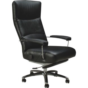 Josh Leather Executive Chair By Lafer