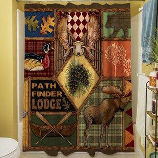 Reviews Adamski Shower Curtain ByLoon Peak