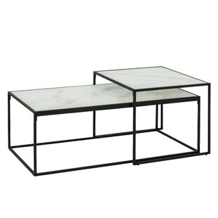 Clayville 2 Piece Coffee Table Set By Ebern Designs