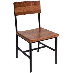 BFM Seating Memphis Solid Wood Dining Chair