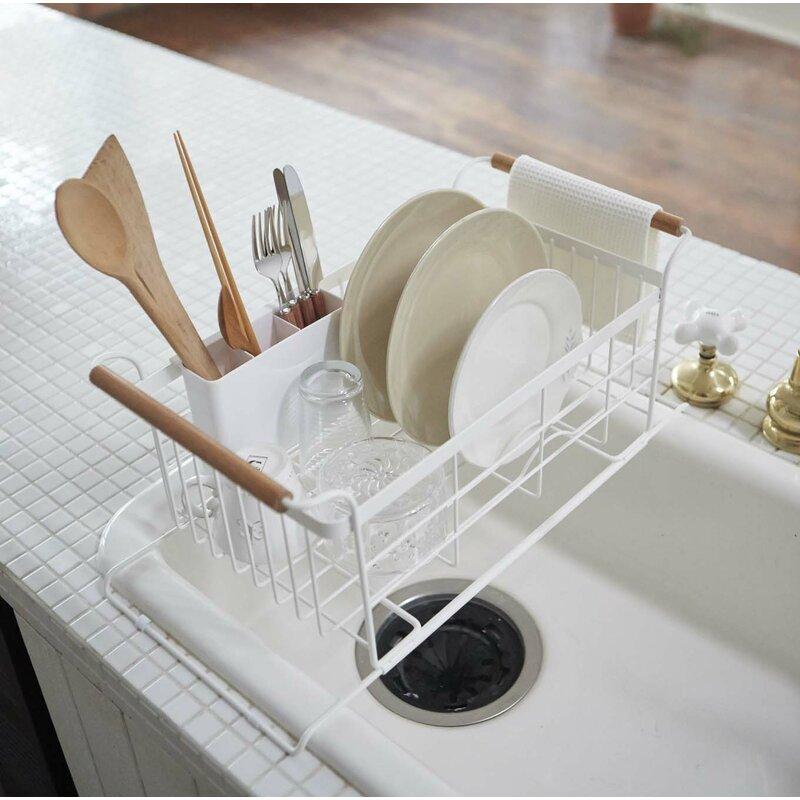 Jamari Over The Sink Dish Drainer Rack