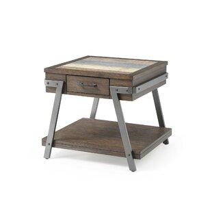 Goyette End Table