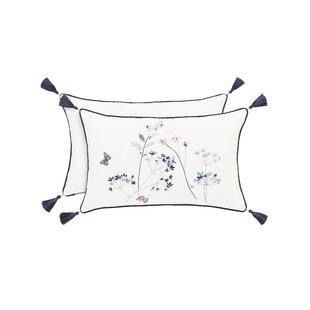 Duffield Boudoir Cotton Lumbar Pillow