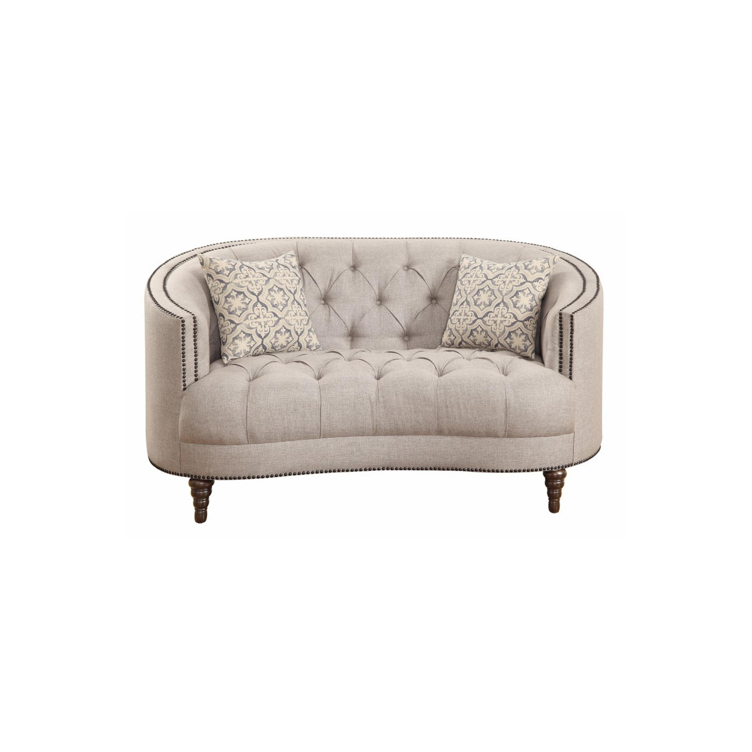 Curved Tuxedo Arm Sofas You Ll Love In 2021 Wayfair