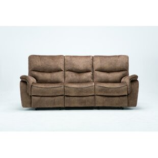 Palu Reclining Sofa by Loon Peak