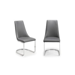 Lamberton Upholstered Dining Chair (Set Of 2) By Wade Logan