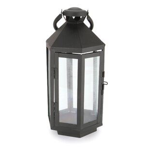 Breakwater Bay Powder Coat Metal Lantern