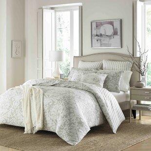 Sweetwater 100% Cotton 3 Piece Reversible Comforter Set