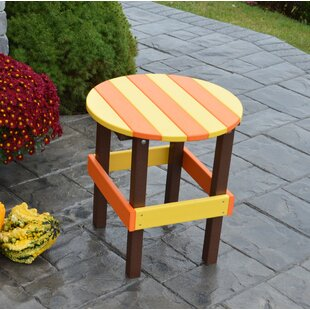 Carignan Plastic/ Resin Side Table