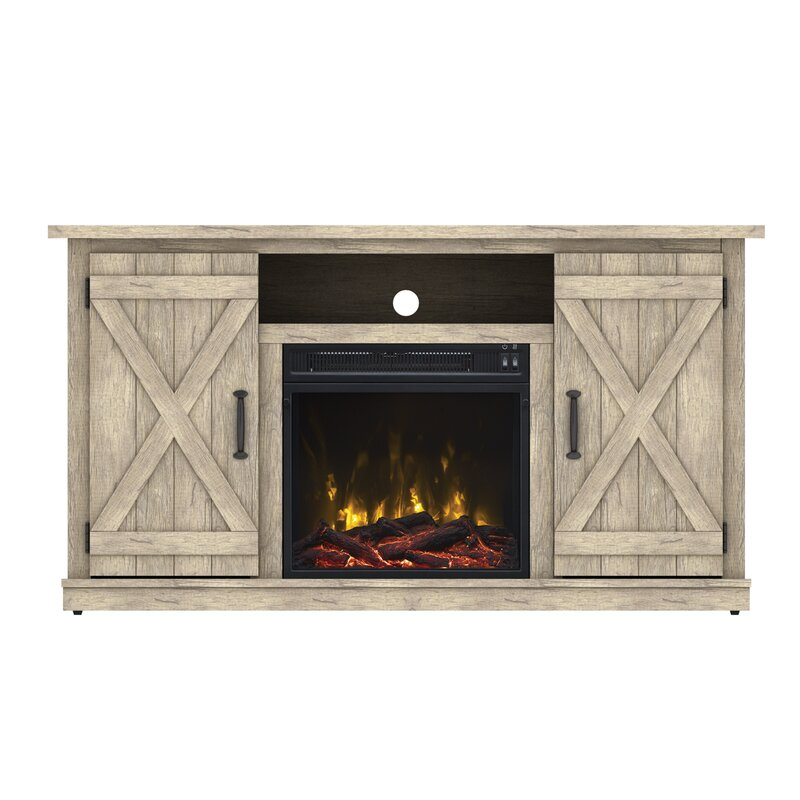 Laurel Foundry Modern Farmhouse Serein Tv Stand For Tvs Up To 55