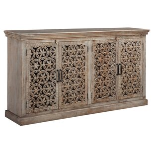 Compare Appalachia 4 Door Accent Cabinet ByBungalow Rose