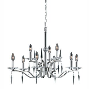 Mercer41 Ramiro 9-Light Chandelier