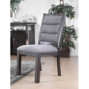 Almeda Upholstered Dining Chair (Set of 2) Brayden Studio