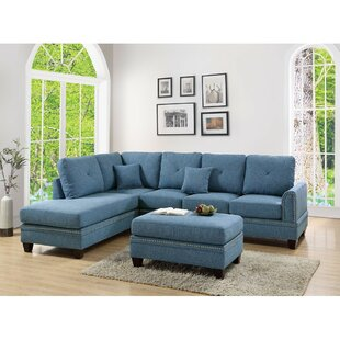 Baik Reversible Modular Sectional by Red Barrel Studio