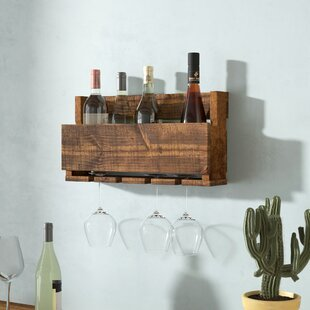 Makaila Kupunkamint 4 Bottle Wall Mounted..