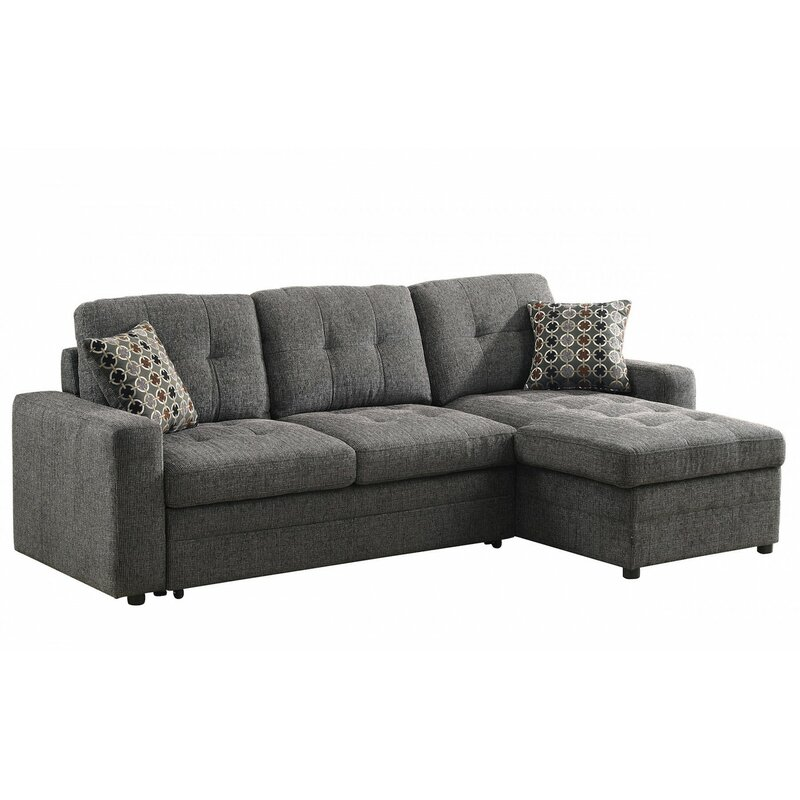 Right Hand Facing Sleeper Sectional