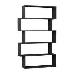 Musser Geometric Bookcase