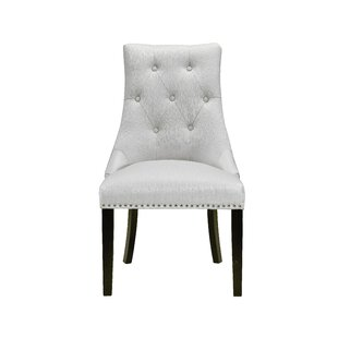 Chapman Lucas Upholstered Dining Chair House of Hampton