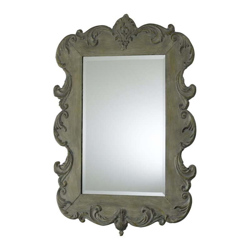Vintage French Wall Mirror