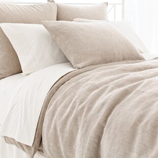 Pine Cone Hill Linen Chenille Duvet Cover Collection