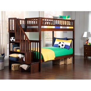Affordable Shyann Twin Over Twin Bunk Bed by Viv + Rae Reviews (2019) & Buyer's Guide