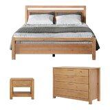 Loft Queen Platform Configurable Bedroom Set by Grain Wood Furniture