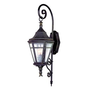Deals Lorilee 2-Light Outdoor Wall Lantern By Darby Home Co