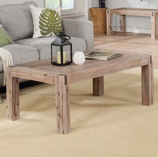 Best Reviews Henry Coffee Table by Gracie Oaks