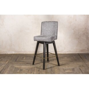 Gambrinus 76cm Swivel Bar Stool By Rosalind Wheeler