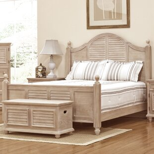 Beachcrest Home Eastweald Panel Bed