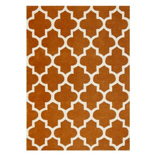 Oxon Hand-Tufted Ochre Rug by Latitude Vive