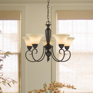 Wildon Home ® Annabelle 5 Light Chandelier
