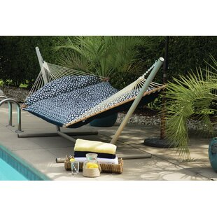 Laga Tufted Sunbrella Hammock by Latitude Run