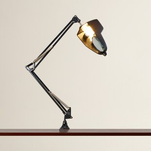 Find the perfect Lorna Magnifying 36 Desk Lamp By Symple Stuff