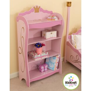 Princess 42.5 Bookcase by KidKraft