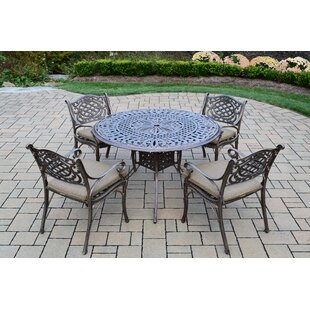 Oakland Living Capitol 5 Piece Dining Set..