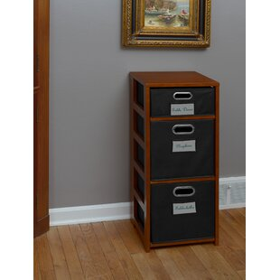 Belue Standard Bookcase by Rebrilliant Great Reviews