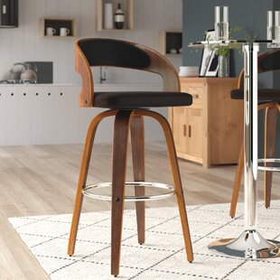 66cm Swivel Bar Stool By Corrigan Studio