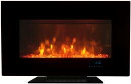 Tekamah Electric Fireplace..