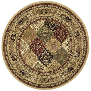Power Loomed Judah Beige Area Rug by Astoria Grand