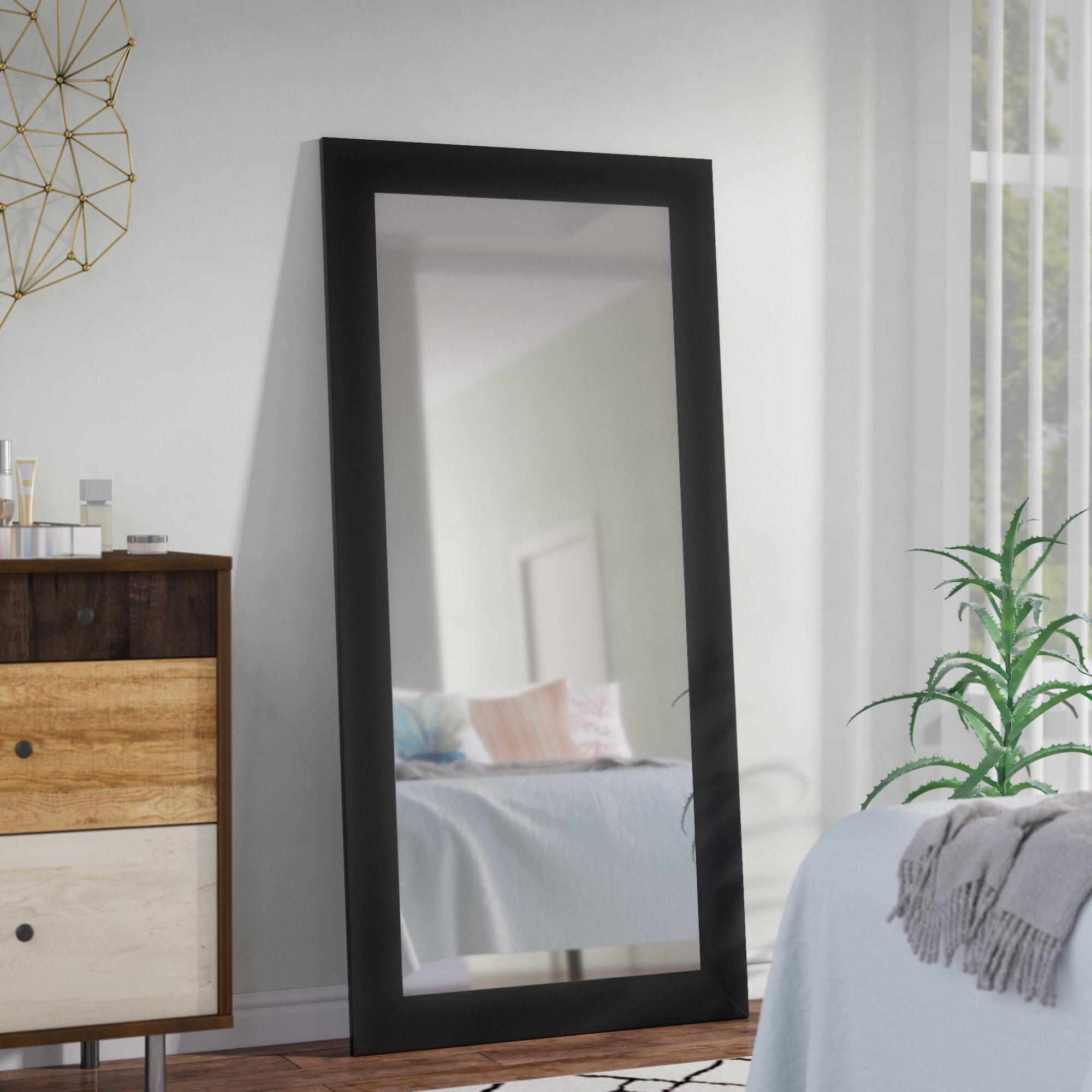 Wade Logan Jameson Modern Contemporary Full Length Mirror Reviews Wayfair
